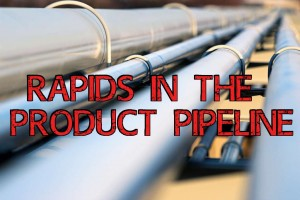 Rapids in the Product Pipeline Cornerpoint Law/Stacia Hofmann graphic