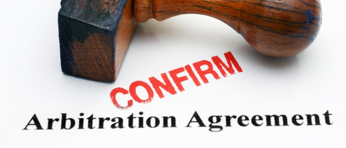Case Pop Arbitration Rules In Contracts  Cornerpoint Law