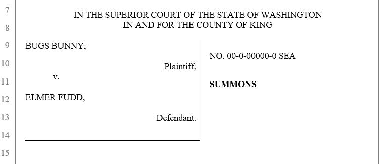 Washington Courts Civil Dispute Options Cornerpoint Law